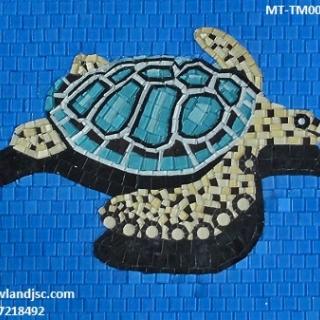 Gạch Mosaic Tranh MT-TM0043