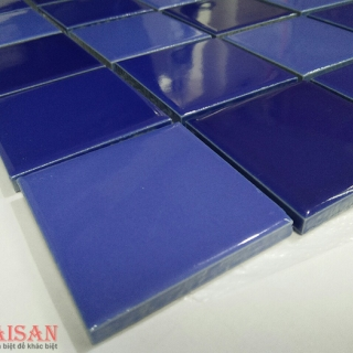 Mosaic Gốm Sứ trộn màu 48x48x6mm MSG480607