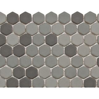 Gạch Mosaic lục giác MSG250429