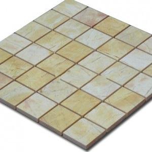 Mosaic đá tự nhiên kích thước 48x48mm DS2-MS-1.01/P