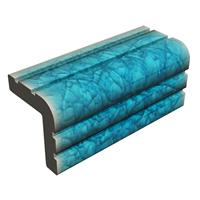 Gạch Mosaic mũi bậc chống trơn 100mm QMPK8