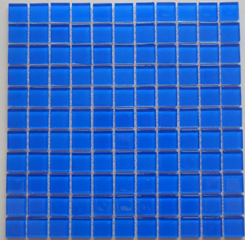 Gạch mosaic ốp bể bơi kích thước vỉ 300x300mm HB10