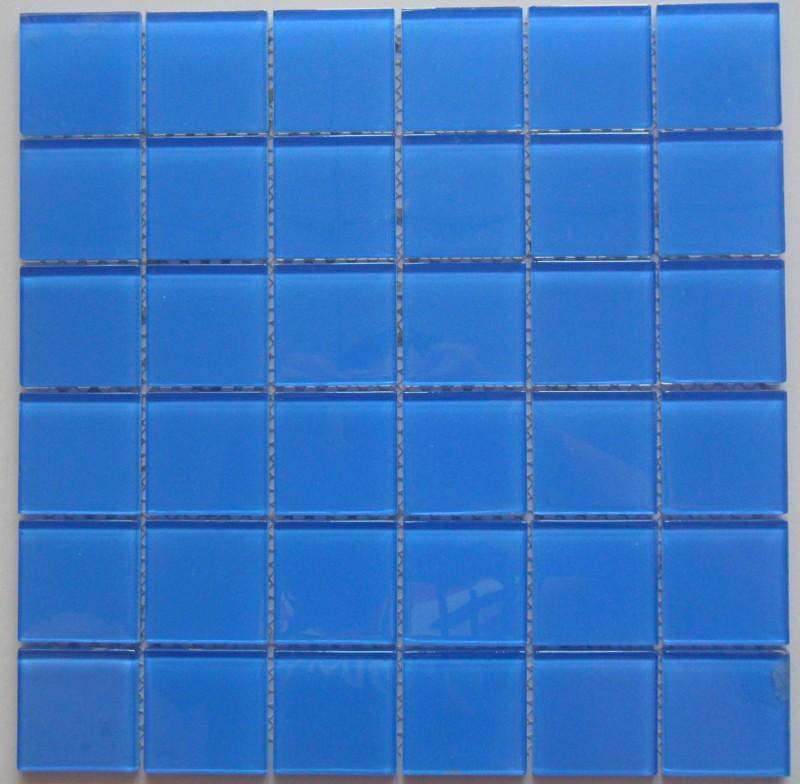 Gạch mosaic ốp bể bơi kích thước vỉ 300x300mm HB23
