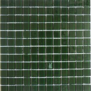 Gạch Mosaic thủy tinh đơn màu Mã chip 24 * 24 CNS- LC6