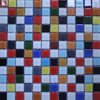 Gạch mosaic thủy tinh HT175