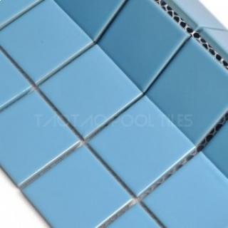 Gạch mosaic bể bơi kích thước48x48mm ID3521
