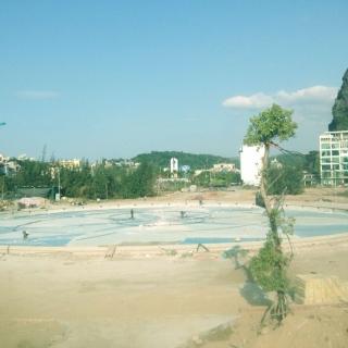 Công Viên Cây Xanh tại Bãi Cháy - Quảng Ninh
