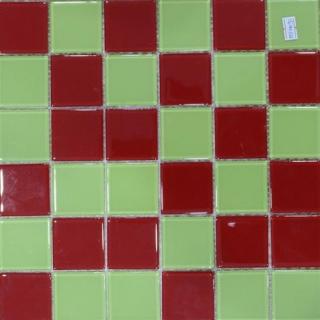 Mosaic thủy tinh kích cỡ 48X48X4 MST48096
