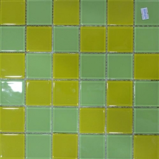 Mosaic thủy tinh kích cỡ 48X48X4 MST48098