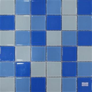 Mosaic thủy tinh kích cỡ 48X48X4 MST48104