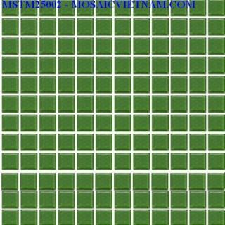 Mosaic thủy tinh thủy tinh mờ MSTM25002