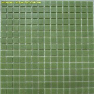 Mosaic thủy tinh mờ MSTM25003