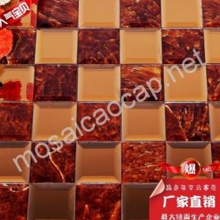 Gạch Mosaic Thuỷ Tinh MSTT_TAHC