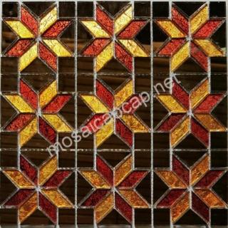 Gạch Mosaic Thuỷ Tinh MSTT_DHV