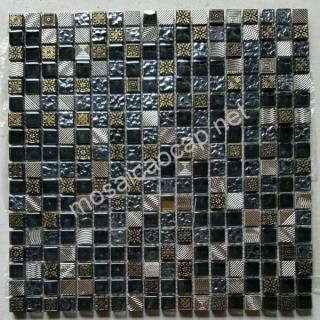 Gạch Mosaic thủy tinh MSTT_NHTD