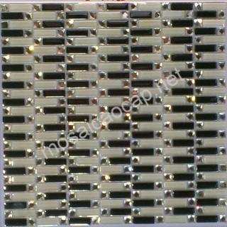Gạch Mosaic thủy tinh MSTT_HNTD