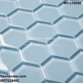 Gạch Mosaic lục giác MT-LT0036