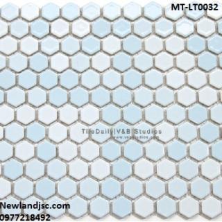 Gạch Mosaic lục giác MT-LT0032