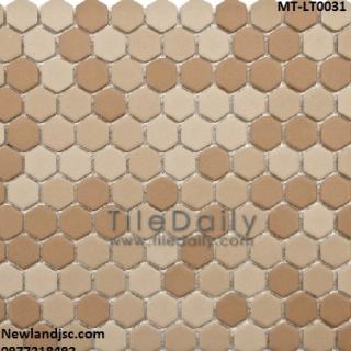 Gạch Mosaic lục giác MT-LT0031