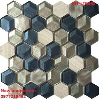 Gạch Mosaic lục giác MT-LT0062
