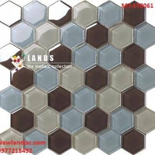 Gạch Mosaic lục giác MT-LT0061