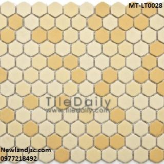 Gạch Mosaic lục giác MT-LT0028