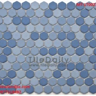 Gạch Mosaic lục giác MT-LT0027