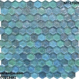 Gạch Mosaic lục giác MT-LT0059