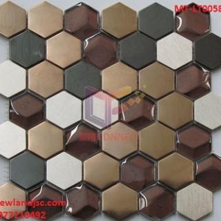 Gạch Mosaic lục giác MT-LT0058