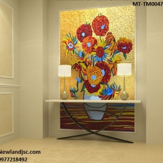 Gạch Mosaic Tranh MT-TM0047