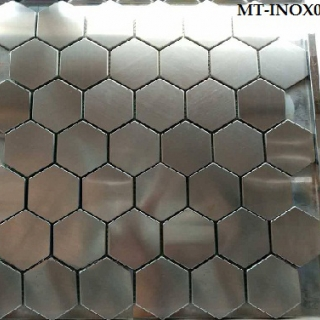 Gạch Mosaic Inox MT-INOX0086