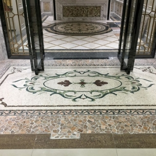 Gạch Thảm Mosaic GTMS01