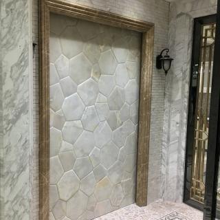 Khung Tranh Phào Mosaic KTMS01