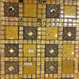 Gạch Mosaic Đồng XJH - 123