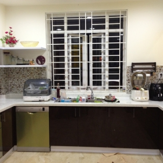 Gạch Mosaic Ốp Bếp MS03