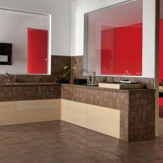 Gạch Mosaic Ốp Bếp MS04