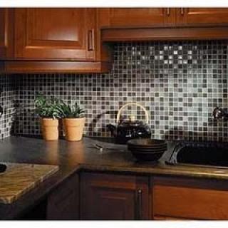 Gạch Mosaic Ốp Bếp B04