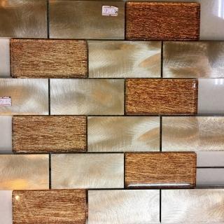 Gạch Alumium Mosaic MAL 0612