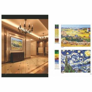 Tranh mosaic nghệ thuật 06